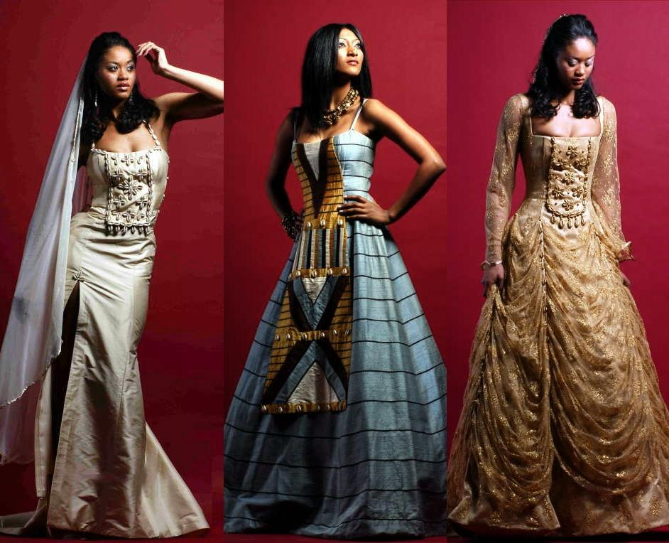 African wedding dresses for Nigerian traditional wedding dresses pictures