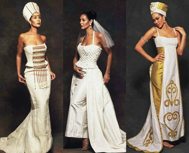 african wedding dresses - FMag.com