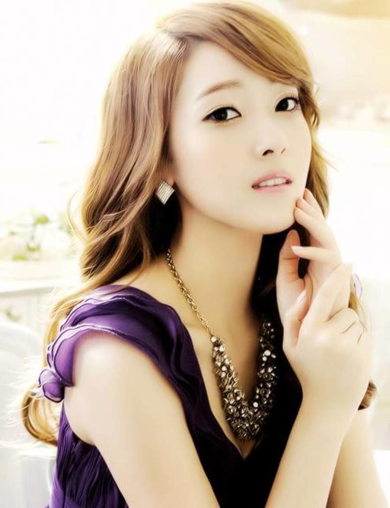 Peachy The 5 Best Korean Hairstyles For Long Hair Fmag Com Short Hairstyles Gunalazisus