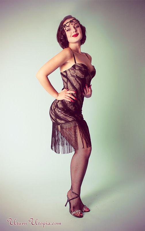 Sexy Modern Flapper Dress Fmag Com