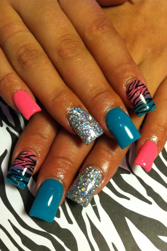 Cool nail designs - Cool nail designs you can do at home ...