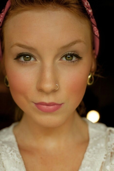 cute nose ring - FMag.com