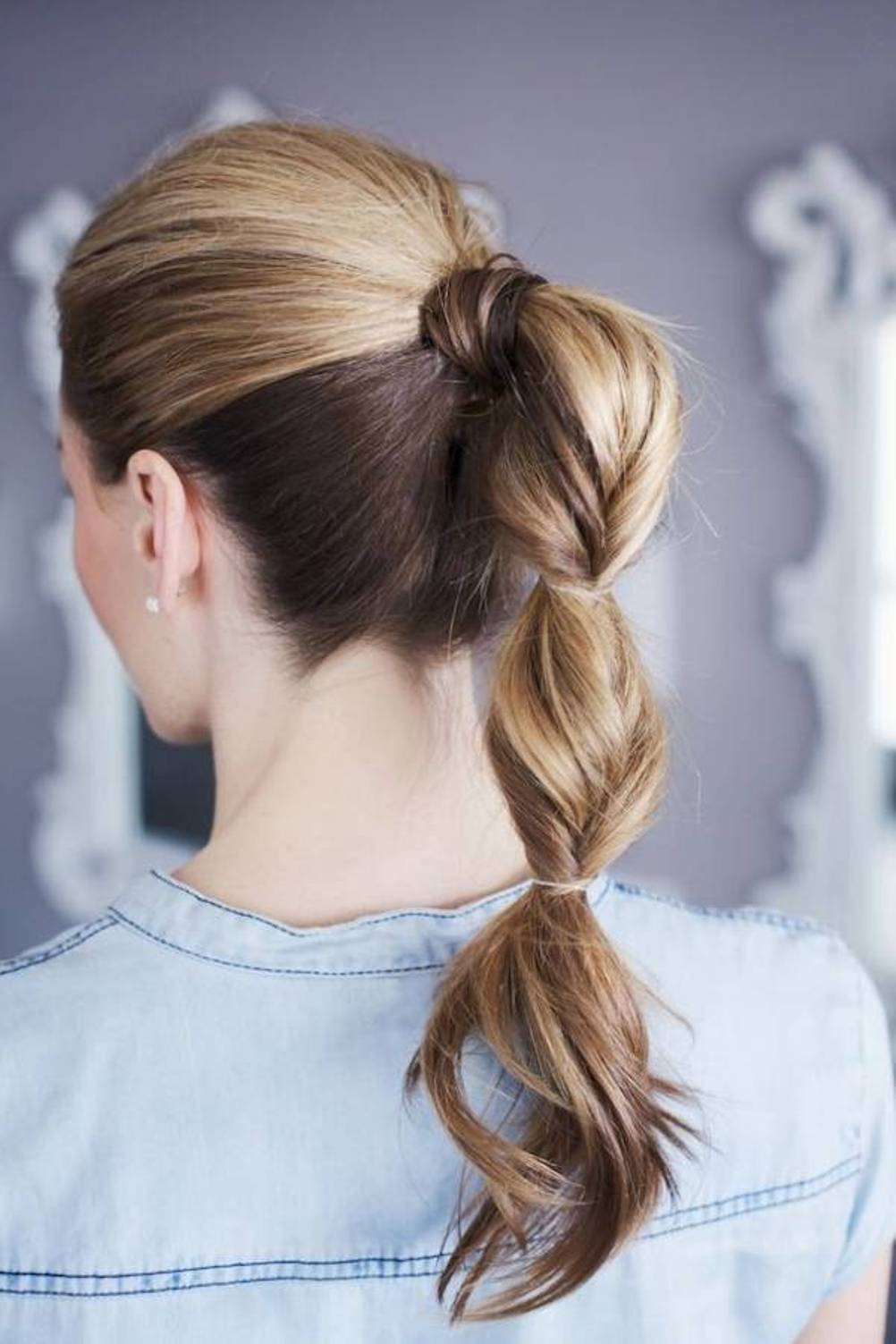 different hair pony style ponytail topsy hairstyle fmag 5225