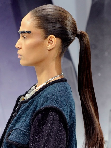Sleek Ponytail Fmag Com