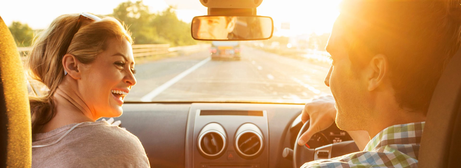 long drive surprise for girlfriend