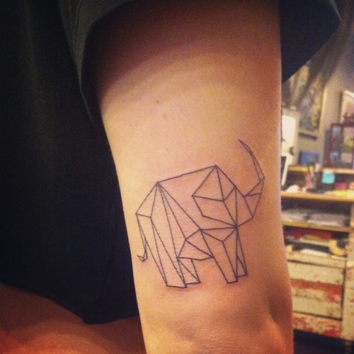 Tattoo Designs Unique: 85 Beautiful Elephant Tattoos And Their Meanings