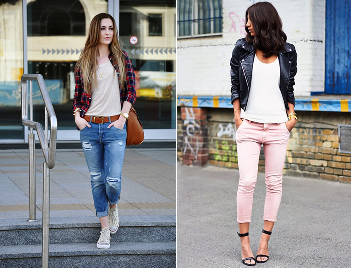 Women Capri Jeans