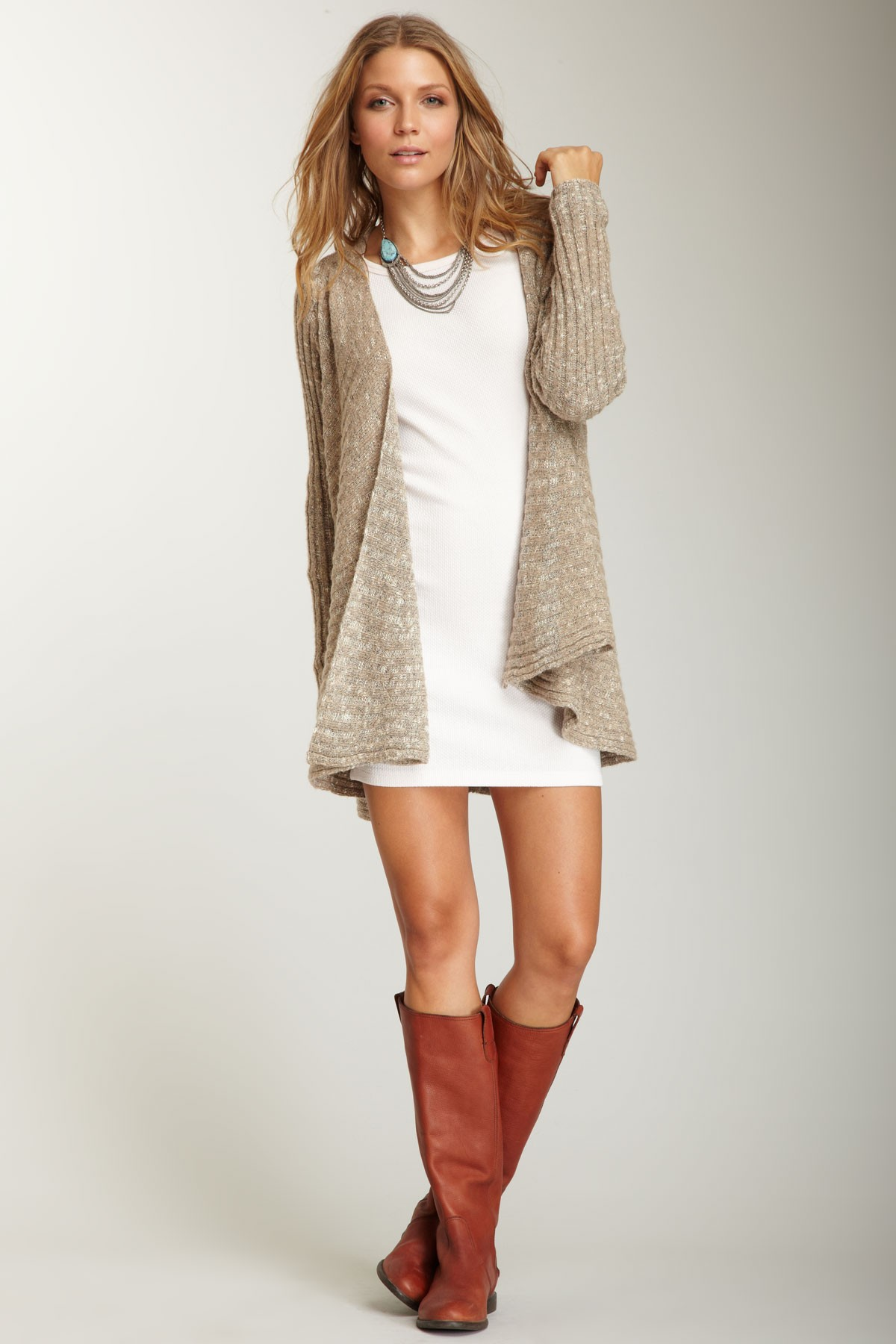 15 Best Ways To Wear Long Cardigan Sweater Fmagcom
