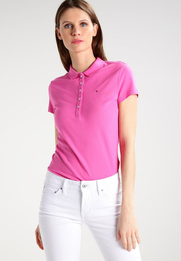 How to Wear Pink Polo Shirt: Best 13 Smart Casual Outfit Ideas for ...